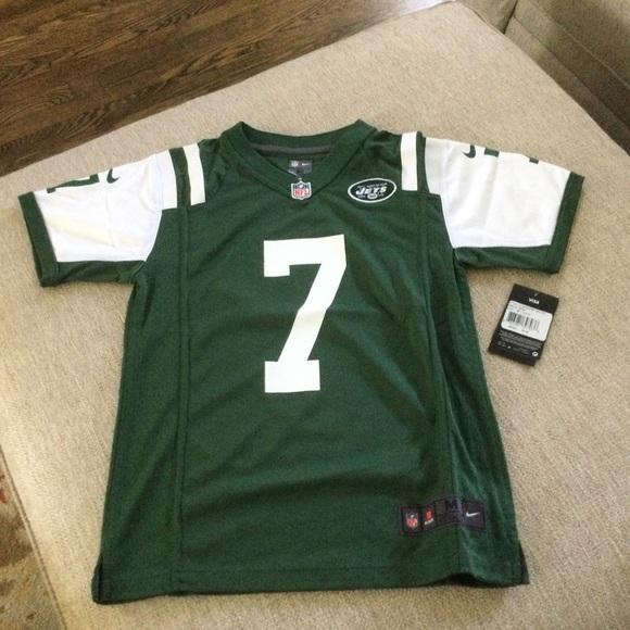 NY Jets Geno Smith jersey